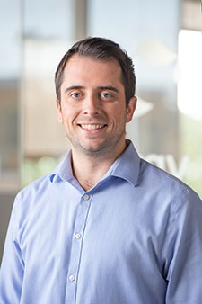 Dylan Duffy, Partner Solutions Manager