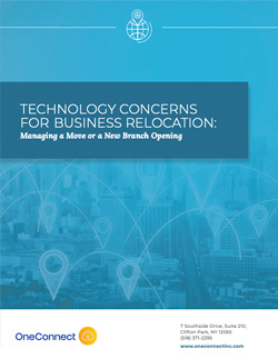 Whitepaper thumbnail for Technology Concerns for Business Relocation: Managing a move or a New Branch Opening